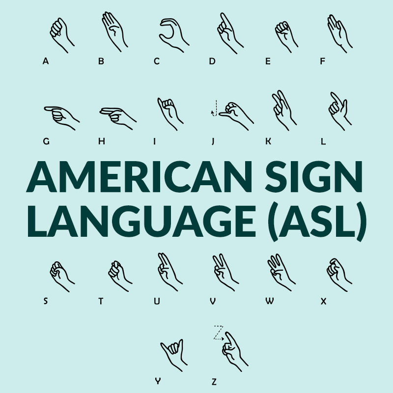 American Sign Language Asl In Colorado Springs Globelink Foreign